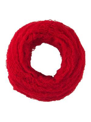 Снуд Vita pelle. Цвет: красный