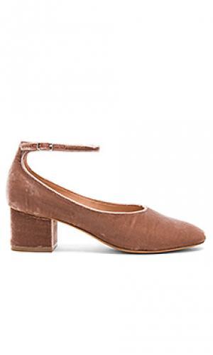 Туфли на каблуке kairos Sigerson Morrison. Цвет: rose