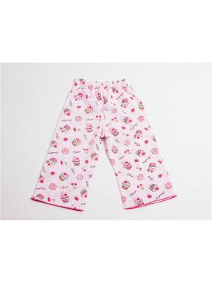 Пижама Жанэт. Цвет: розовый