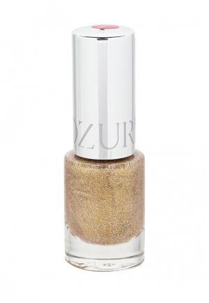 Лак для ногтей Yllozure. Цвет: золотой