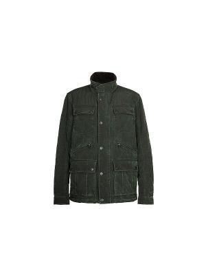 Куртка HAGENSON. Цвет: зеленый