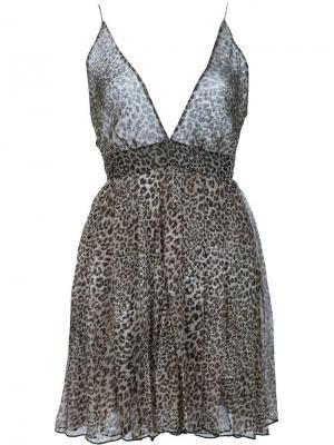 Платье Naje Beau Souci. Цвет: чёрный