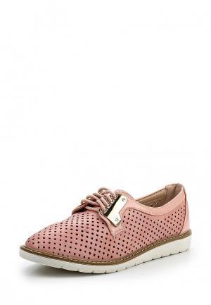 Ботинки Guapissima. Цвет: розовый