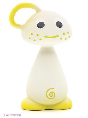 Игрушка каучук в форме гриба Ньон Sophie la girafe. Цвет: молочный