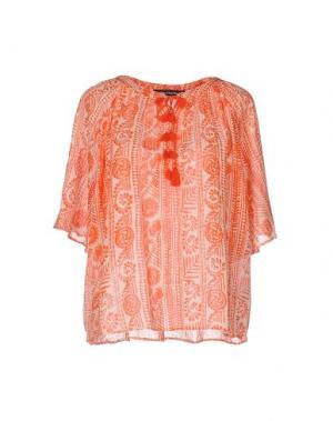 Блузка ANTIK BATIK. Цвет: красный