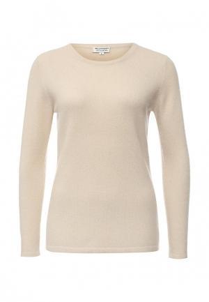 Пуловер Zaroo Cashmere. Цвет: бежевый