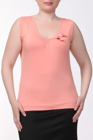 Блуза Hey Dude. Цвет: персиковый