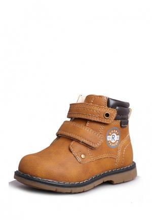 Ботинки Max & Jessi. Цвет: коричневый
