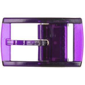 Пряжка  Classic Buckle Plum C4. Цвет: фиолетовый