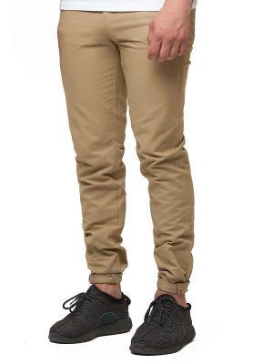 Брюки ЗАПОРОЖЕЦ Classic Pants. Цвет: коричневый