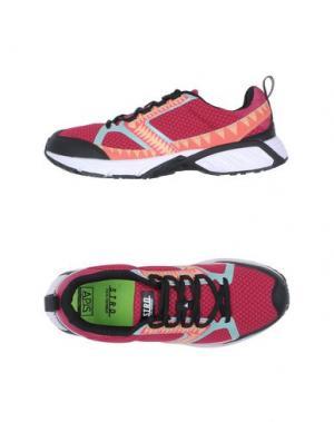Низкие кеды и кроссовки STRD BY VOLTA FOOTWEAR. Цвет: пурпурный