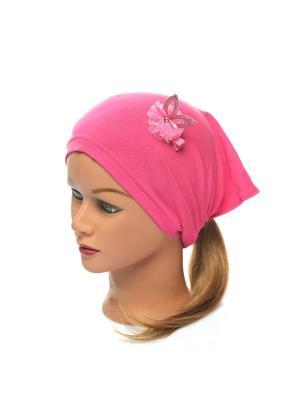 Косынка Jane Flo. Цвет: розовый