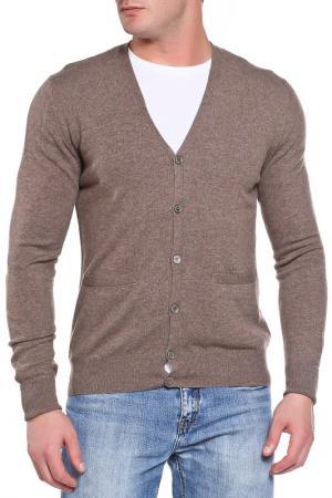 Пуловер Ballantyne. Цвет: коричневый
