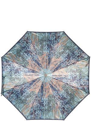 Зонт Eleganzza. Цвет: темно-зеленый, светло-голубой, темно-бежевый