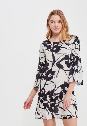 Платье Massimiliano Bini. Цвет: разноцветный