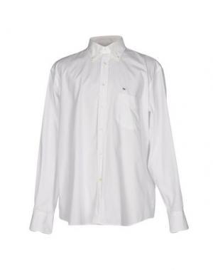 Pубашка GERANI. Цвет: белый