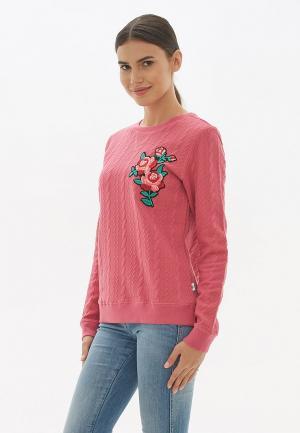Свитшот Sabellino. Цвет: розовый