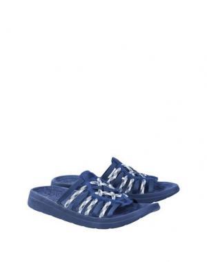 Сандалии MALIBU SANDALS™ MISSONI. Цвет: темно-синий