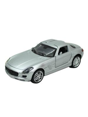 Машина металлическая 1:33 HOFFMANN. Цвет: серый