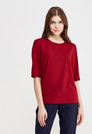 Блуза Clabin. Цвет: бордовый