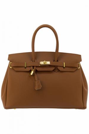 Bag Giorgiocosta. Цвет: light brown