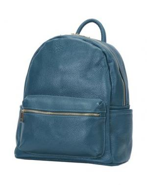 Рюкзаки и сумки на пояс LAURA DI MAGGIO. Цвет: цвет морской волны