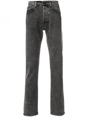 Расклешенные джинсы Edwin. Цвет: серый
