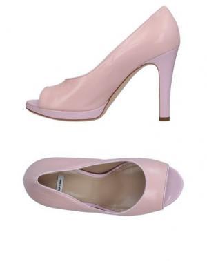Туфли NATAN. Цвет: розовый