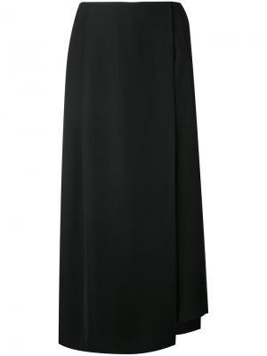 Многослойная юбка Enföld. Цвет: чёрный