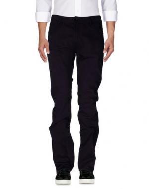 Джинсовые брюки VOLCOM. Цвет: розовато-лиловый