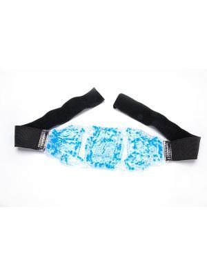 Компресс для спины гелевый BRADEX. Цвет: голубой