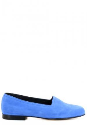 Слиперы PANARA. Цвет: голубой