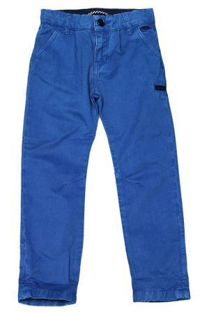 Брюки Little Marc Jacobs. Цвет: голубой