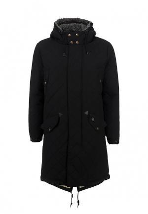 Куртка утепленная Merc. Цвет: черный