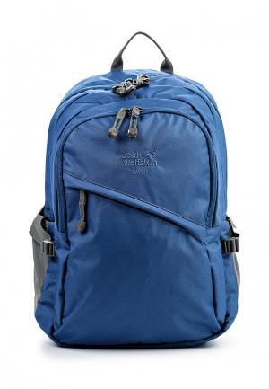Рюкзак Jack Wolfskin. Цвет: синий