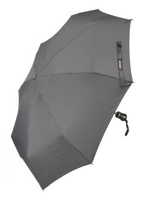 Зонт Euroclim. Цвет: серый