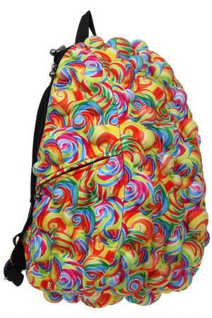 Рюкзак Bubble Full LOLLIPOP MadPax. Цвет: мультицвет