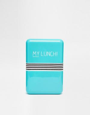 Happy Jackson Коробка для завтрака My Lunch. Цвет: мульти