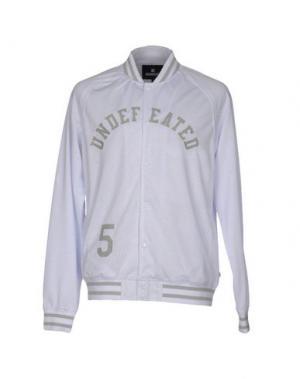 Куртка UNDEFEATED. Цвет: белый