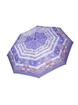 Зонт Fabretti. Цвет: индиго