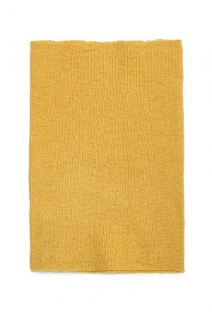 Снуд из шерсти 153304 Norsoyan. Цвет: желтый