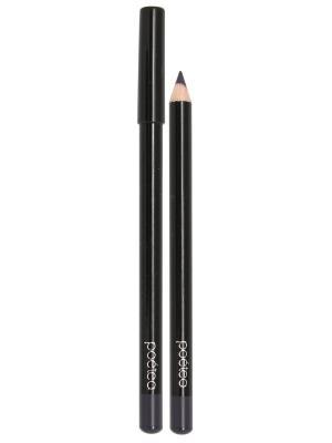 Гелевый карандаш для глаз AQUA, тон 73 POETEA. Цвет: темно-фиолетовый