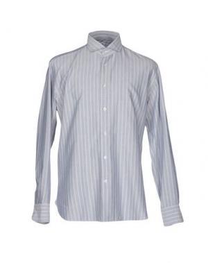 Pубашка DANOLIS. Цвет: светло-серый