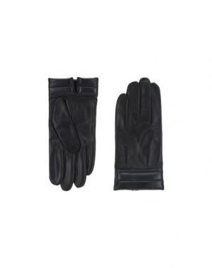 Перчатки MOMO DESIGN. Цвет: черный