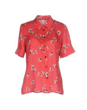 Pубашка SOUVENIR. Цвет: красный
