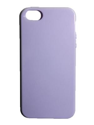 Чехол для Iphone 5/ 5S Punta. Цвет: сиреневый