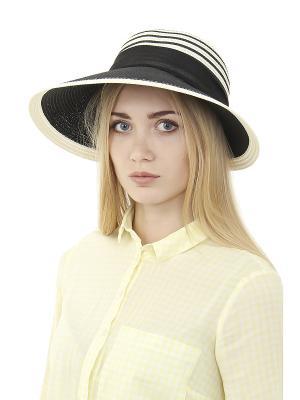 Шляпа Gusachi. Цвет: черный, белый