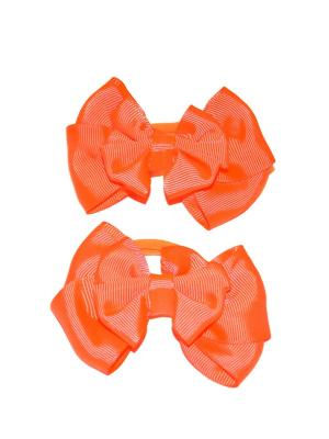 Резинки Lola. Цвет: оранжевый