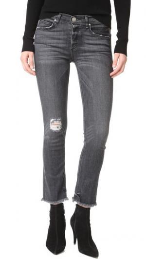 Укороченные джинсы в Валетта с необработанным краем McGuire Denim. Цвет: риальто