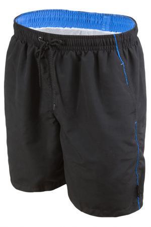 Shorts GWINNER. Цвет: black and blue